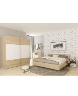 Ansamblu dormitor (pat 180x200 cm)