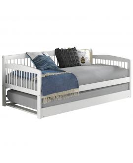 Canapea cu pat suplimentar
